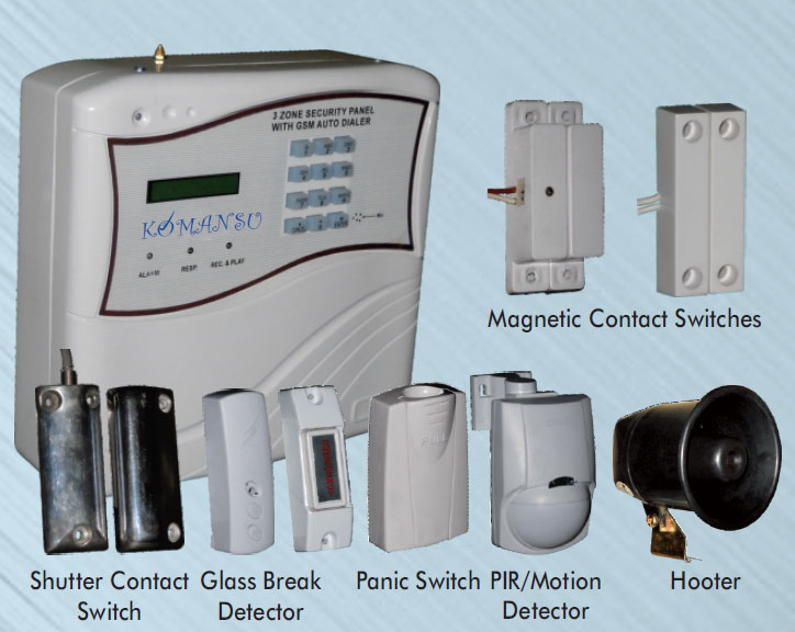 Fire And Security Alarm Panels Manufacturer Fire And